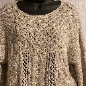Knox Rose Sweaters - Knox Rose Gray Sweater